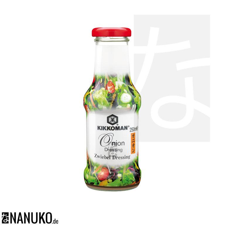 kikkoman onion dressing 250ml dressing onlineshop japanese dressings. Black Bedroom Furniture Sets. Home Design Ideas