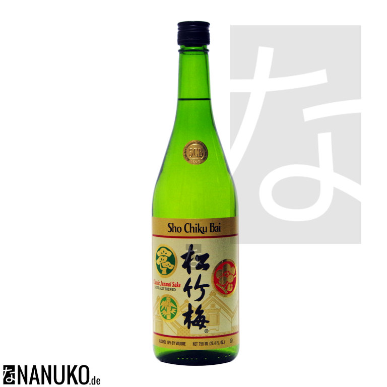 Takara Sho Chiku Bai 750ml Rice Wine Japanese Style Shop