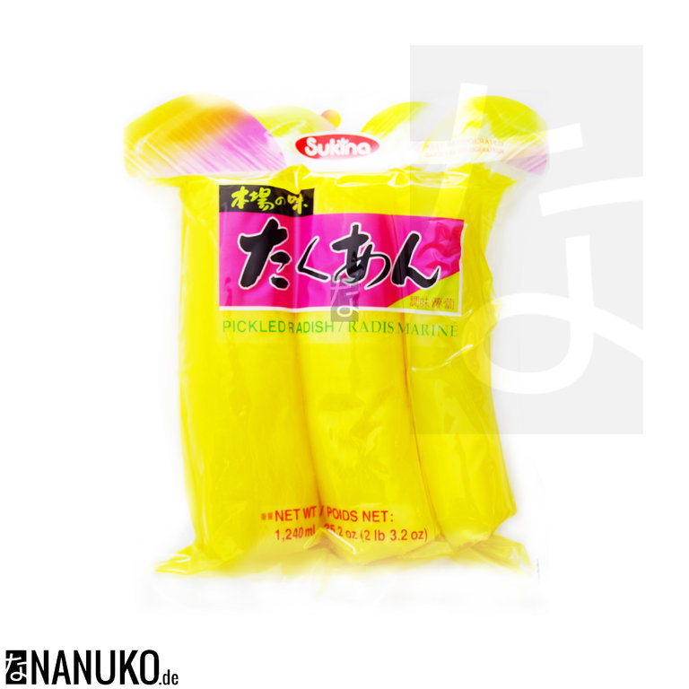 Buy Sukina Takuwan Pickled Radish Online Nanuko De