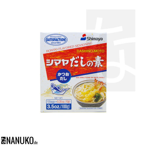 Shimaya Dashi No Moto 100g (japanese seasoning)