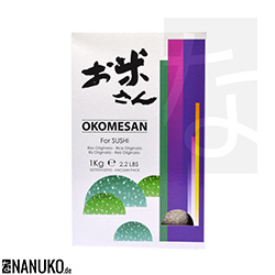 Okomesan Sushi Rice 1kg (Short Grain Rice)