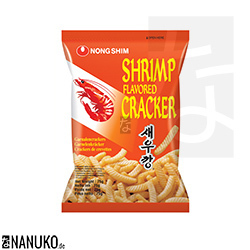 Nongshim Shrimps Cracker 75g (koreanische Cracker)