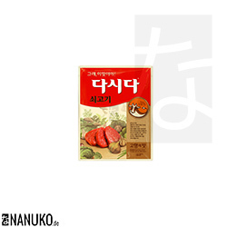 Sogogi Dasida 100g (korean beef stock)