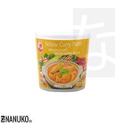 Cock Gelbe Currypaste 400g (Thai Curry)