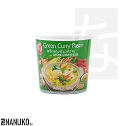 Cock Green Currypaste 400g (Thai Curry)