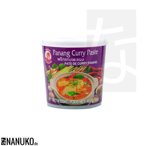 Cock Panang Currypaste 400g (Thai Curry)