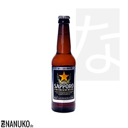 Sapporo 330ml (Beer)