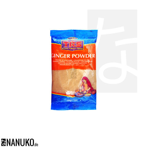 TRS Ginger Powder 100g (Spice)