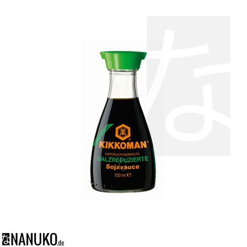 Kikkoman Genen Shoyu 150ml Dispender (Soysauce)
