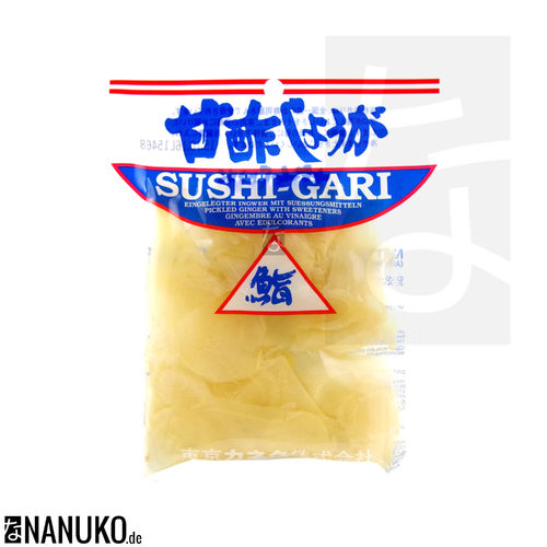 Amasu Sushi Gari Shoga 60g (pickled ginger)