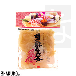 Endo Sushi Gari Shoga 55g pink (pickled ginger)