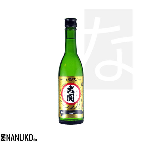 Ozeki Junmai Sake 375ml (Rice wine japanese style)
