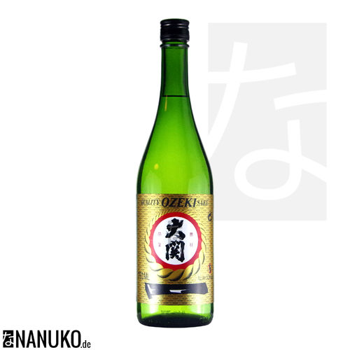 Ozeki Junmai Sake 750ml (Rice wine japanese style)