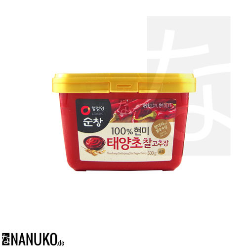 Sunchang Gochujang 500g (korean Pepperpaste)