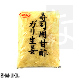 JFC Sushi Gari white 1kg (pickled ginger)