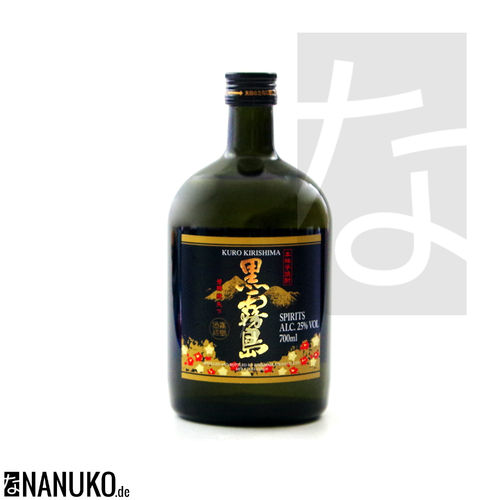 Kuro Kirishima Imo Shochu 700ml (japanese Shochu)