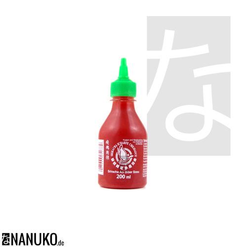 Flying Goose Sriracha Chilisauce 200ml
