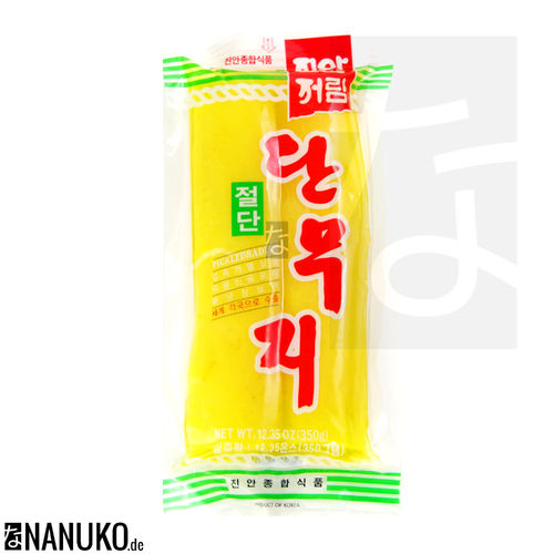 Takuwan 350g (pickled Radish)