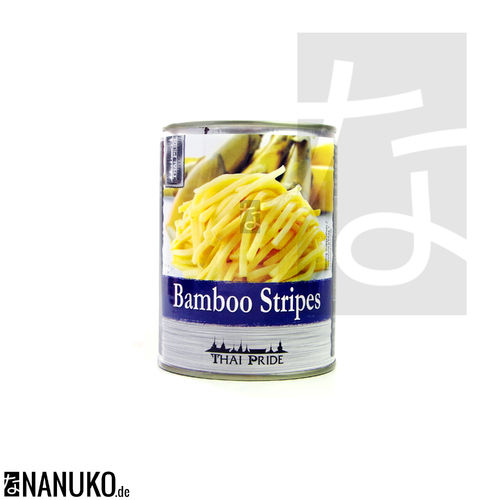 Bamboo Stripes in Can 300g