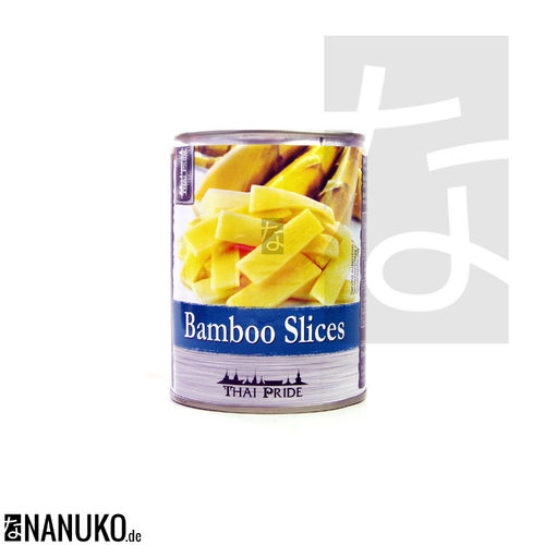 Bamboo Slices in Can 300g