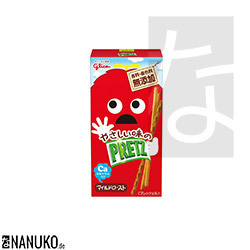 Glico Pretz Mild Honey Roast 23g
