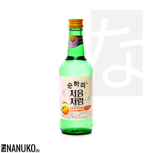 Chum-Churum Soju Yuzu 360ml (korean Ricewine)