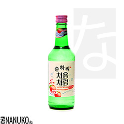 Chum-Churum Soju Peach 360ml (koreanischer Reiswein)