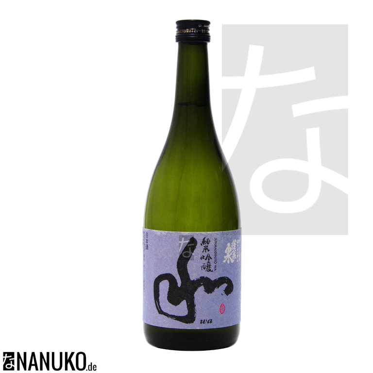 Horaisen Wa Junmai Ginjo 720ml Buy Japanese Sake Online At