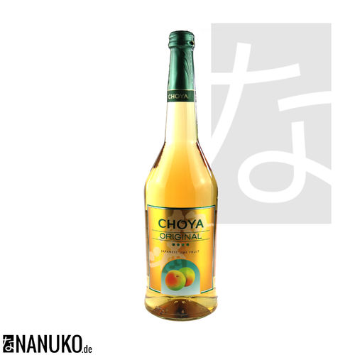Choya Original Ume Plumwine 750ml