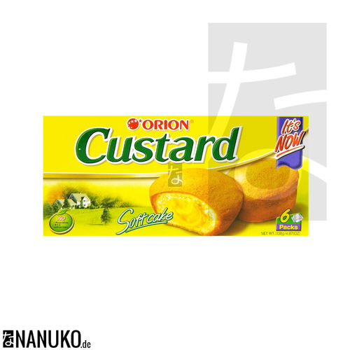 Orion Custard 138g