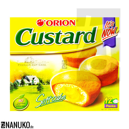 Orion Custard 276g
