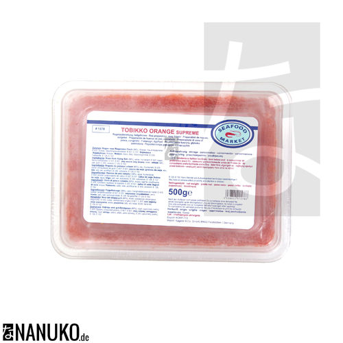 Tobikko Orange Flying Fish Roe 500g