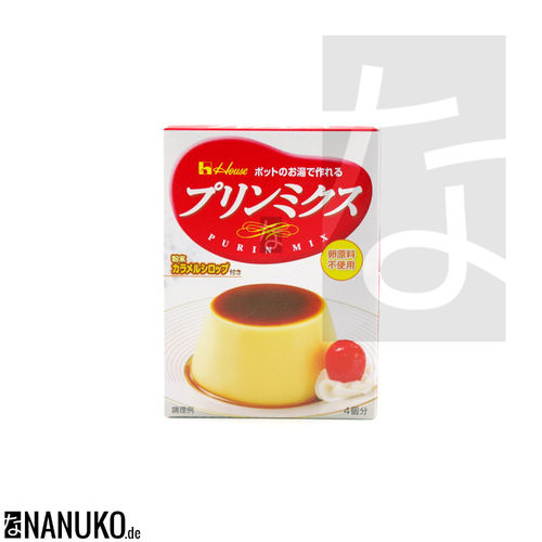 House Purin Pudding Mix 77g