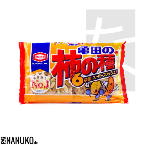 Kameda Kaki No Tane 210g (japanese rice crackers)