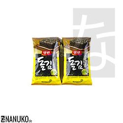 YangBan Dol Kim Seasoned Seaweed 28g