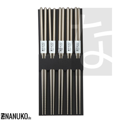Chopstick silver (Set of 5)