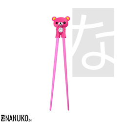 Chopstick for Children Pink Bear