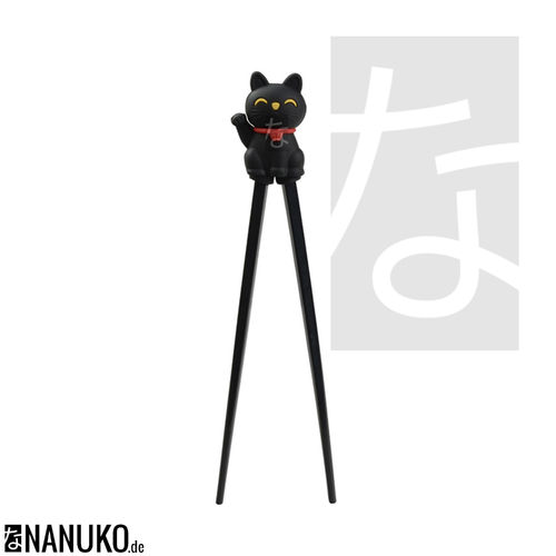 Chopstick for Children Black Cat