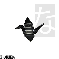 Chopstick Rest Crane black