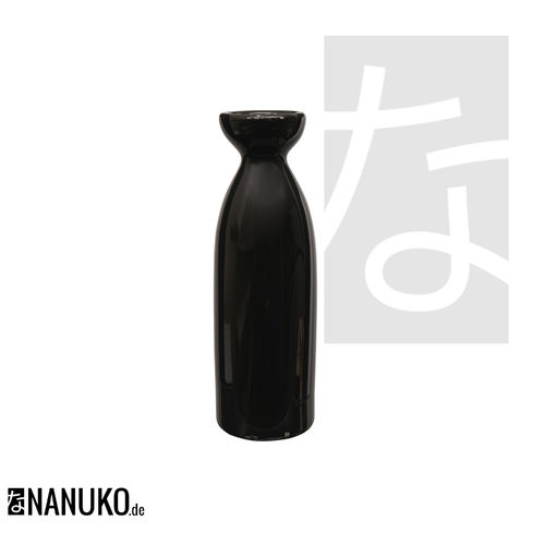 Black Series Sake Bottle 180ml
