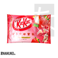 KitKat Otona No Amasa Mini Raspberry 12x2 Riegel 135,6g