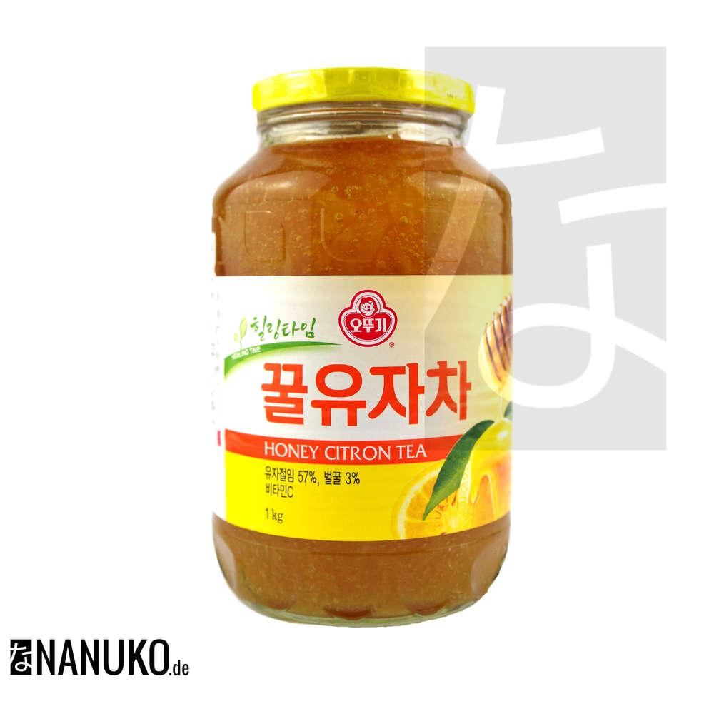 Ottogi Yuja Cha Yuzu Honey Tea 12kg