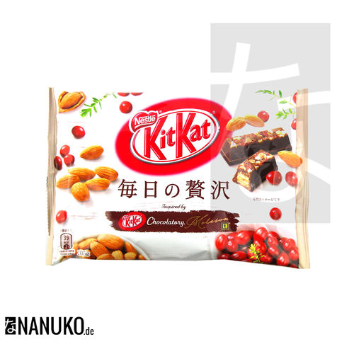 KitKat inspired by Chocolatory Moleson 105g