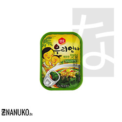 Sempio Sesame Leaves in Soysauce 70g