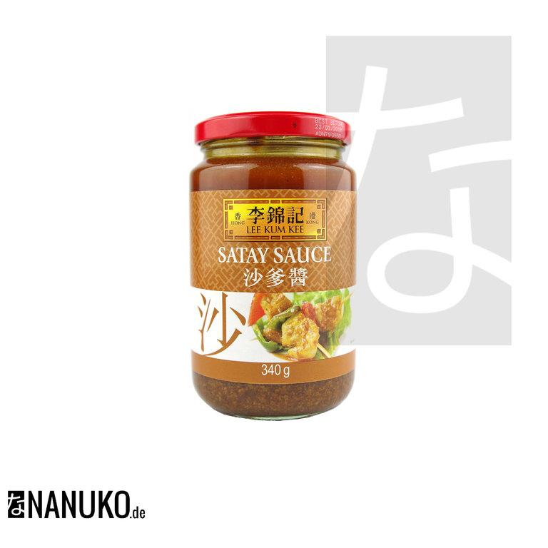 Lkk Satay Sauce 340g Nanuko De Asia Onlineshop