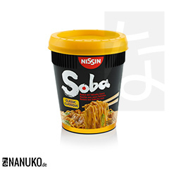 Nissin Soba Nudel Classic Cup 90g