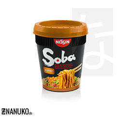 Nissin Soba Nudel Curry Cup 88g
