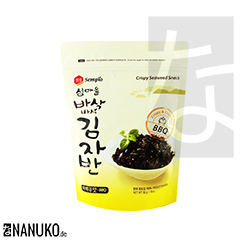 Sempio Kim Ja Ban seasoned Seaweed with BBQ 50g