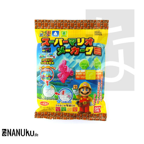 Bandai Super Mario Gummy DIY Set