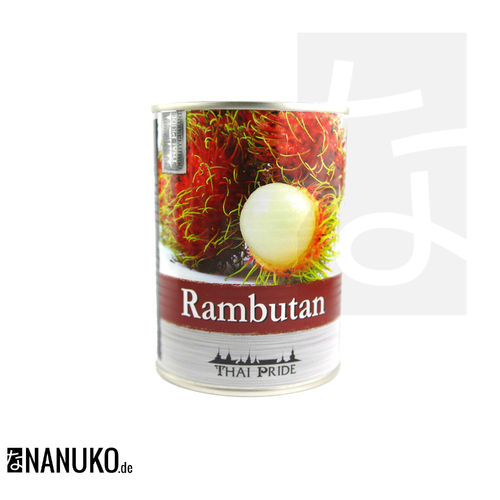 Thai Pride Canned Rambutan